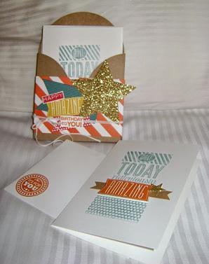 Amazing Birthday Card Kit