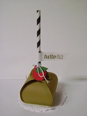 Caramel Apple Box