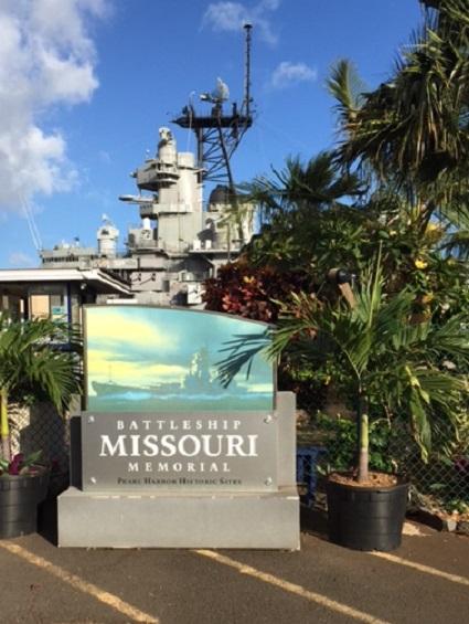 Missouri Plaque