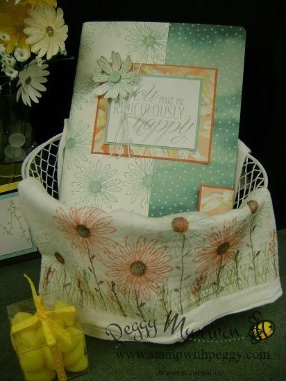 Daisy Delight stamp set, Delightful Daisy Designer Paper