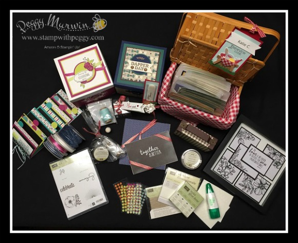 Stampin' Sisters Retreat, Come on Downs, Picnic