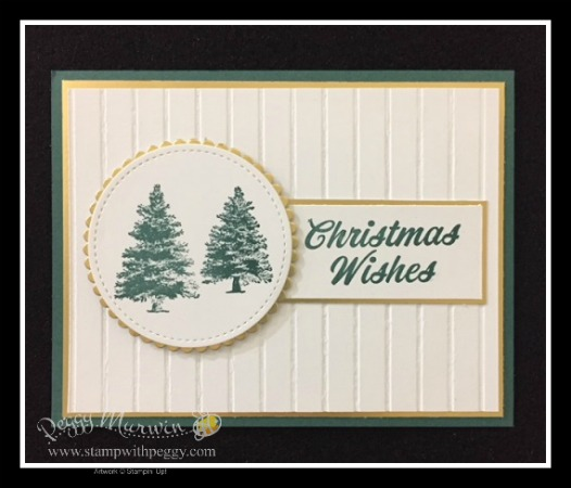 Rooted in Nature Stamp Set, Simple Stripe Embossing Folder, Stitched Shapes Framelits, Layering Circles Framelits, Christmas