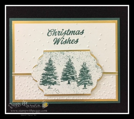Rooted in Nature Stamp Set, Softly Falling Embossing Folder, Lots of Labels Framelits, Christmas