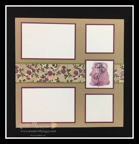 Share What You Love, May Scrapbook Pages, Love What You Do Stamp Set, Share What You Love Specialty Designer Paper