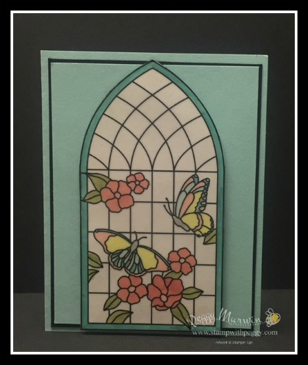 Graceful Glass Suite, Graceful Glass Vellum Designer Paper