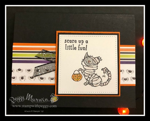 Stampin' Sisters Holiday Hoopla, Toil & Trouble Suite, Halloween, Trick or Tweet stamp set