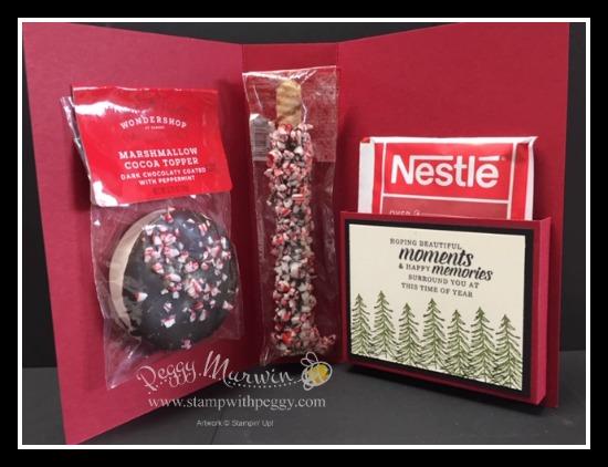 Hot Cocoa Holder, Alpine Adventure, Secret Santa