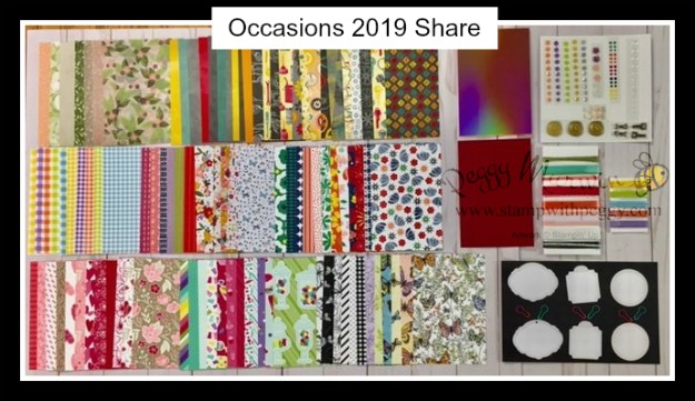 Occasions 2019 Share