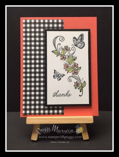 Beauty Abounds Stamp Set, Butterfly DSP
