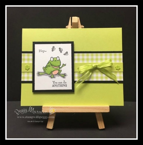 So Hoppy Together stamp set, Sale-a-Bration