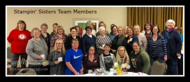 Stampin' Sisters Retreat