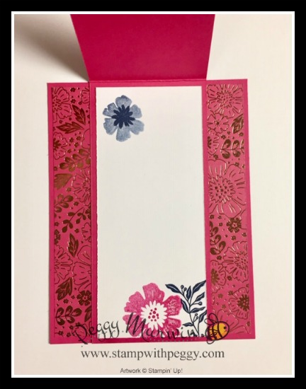 Everything is Rosy Bundle, Everything is Rosy Stamp Set, Everything is Rose Designer Paper, Birthday, Stamp with Peggy