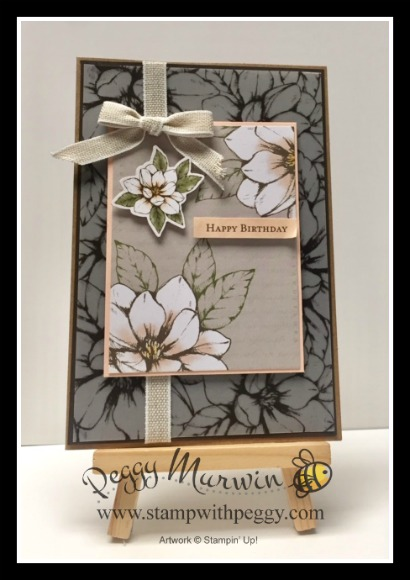 Magnolia Lane Memories & More Card Pack, Magnolia Lane Large Specialty Memories & More Cards & Envelopes, Good Morning Magnolia Stamp Set, Stamp with Peggy