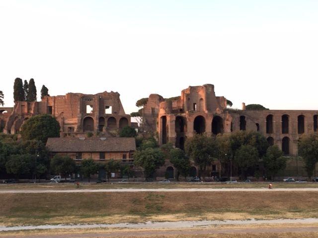 Rome Italy, Circus Maximus