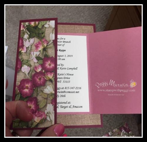 Pressed Petal Suite, Pressed Petals Designer Paper, Heirloom Frames Dies & 3D Embossing Folders, Wedding, Stamp with Peggy