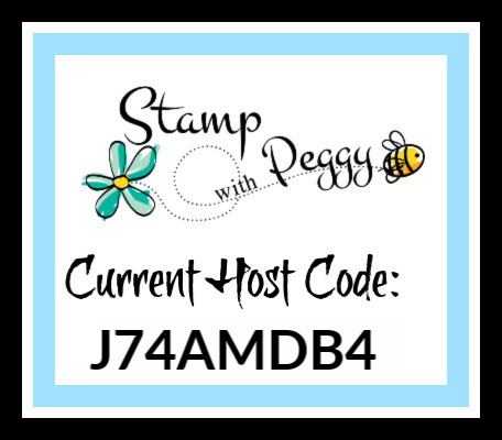 Host Code, Stampin' Sisters Retreat, Stamp with Peggy
