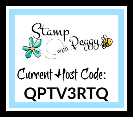 Host Code, Stamp with Peggy